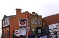 The Ealing Broadway to Wandsworth Road Ghost Bus