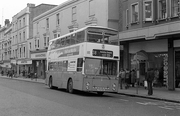 TYJ3S BTN North St c1980